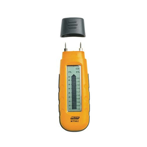Major Tech Moisture Meter With Lcd Bargraph Display
