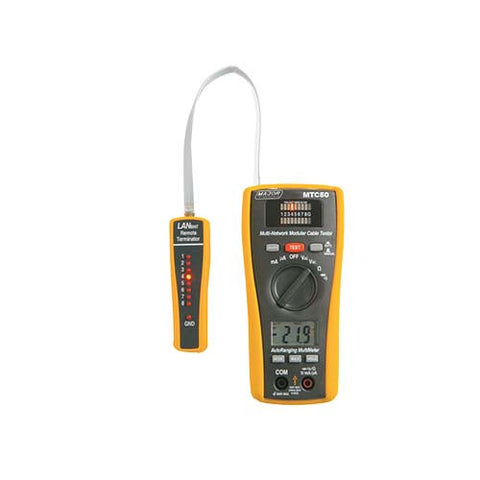 2 In 1 Lan Tester And Digital Multimeter