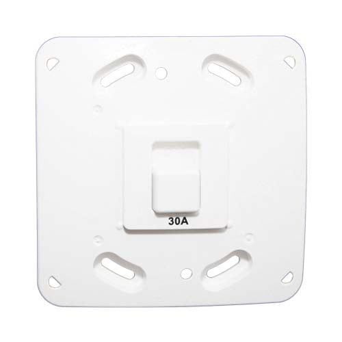 VETi 30A Double Pole Isolator