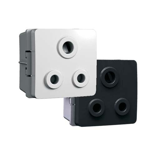 VETi 6A RSA Socket Outlet Module