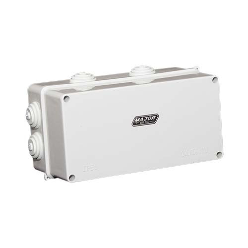 Veti Junction Box With Knockouts 200mm