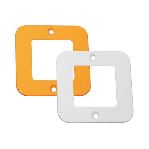 Veti 1 Double Module Cover Plate 1