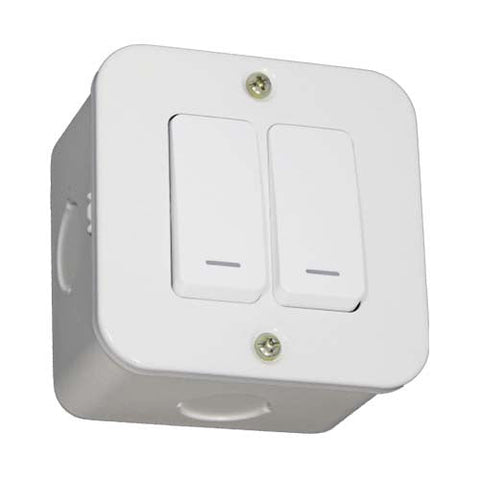 Veti 2 Lever 1 Way Switch