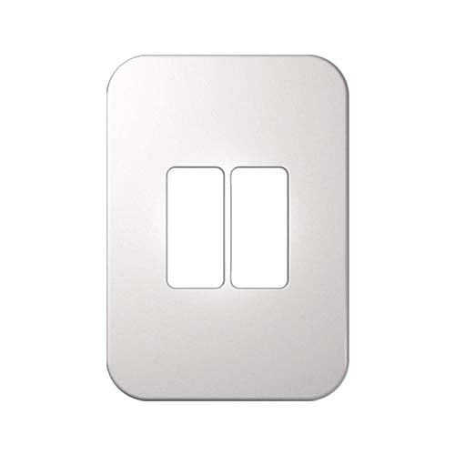Veti 2 Single Module Cover Plate 4 X 2