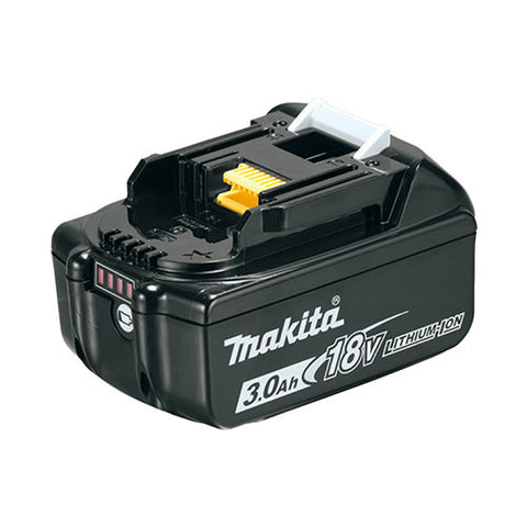 Makita 18V 3 0Ah Li Ion Battery Bl1830B