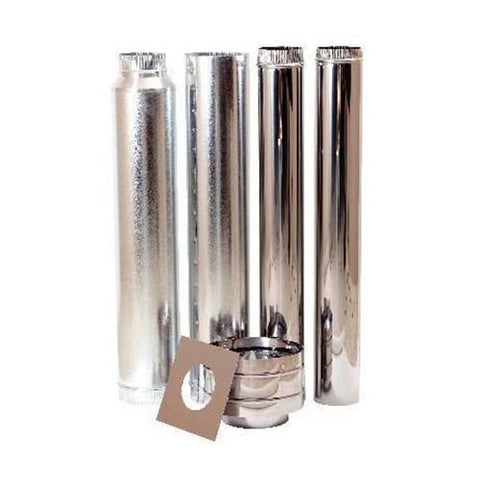 Megamaster Stainless Steel Installation Kit