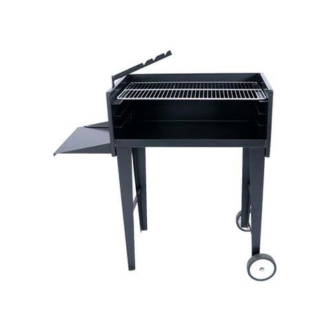 Megamaster 800 Mini Patio Braai Black