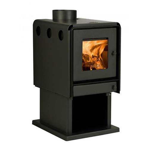 Megamaster Bosca Limit Closed Combustion Fireplace 380