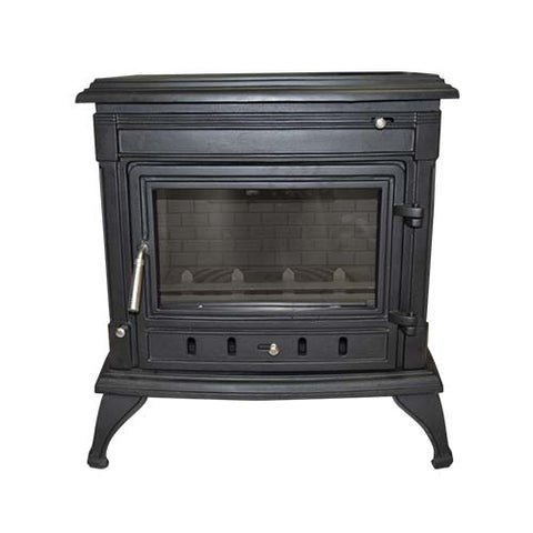 Megamaster LEDro Cast Iron Fireplace