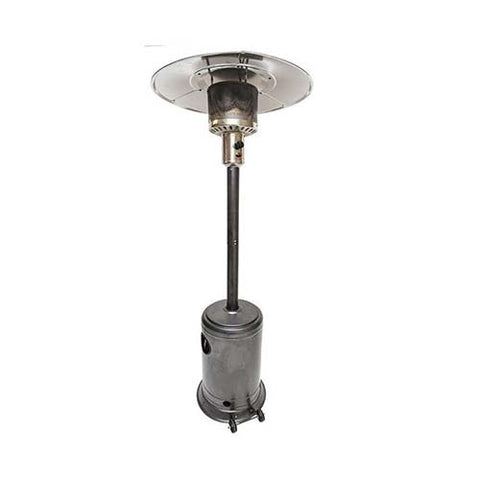 Megamaster Berlin Patio Gas Heater Grey