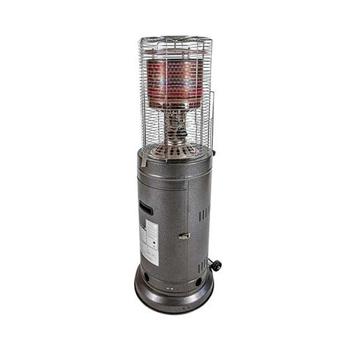 Megamaster Porto Patio Gas Heater Grey