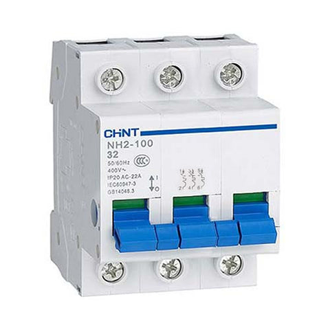 Chint 3P 3kA Isolator (Switch Disconnector)