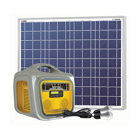 Eurolux Power Box with Controller and Solar Panel 40W