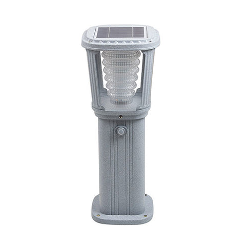 Eurolux LED Solar Mini-Bollard - Garden Light