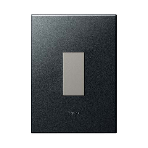 Legrand 1 Lever Switch Graphite