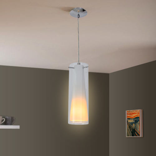 Eurolux Pinto 1 Light Pendant With Adjustable Cord