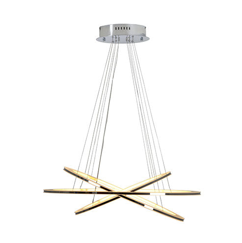 Eurolux Hemisphere LED 3 Light Pendant