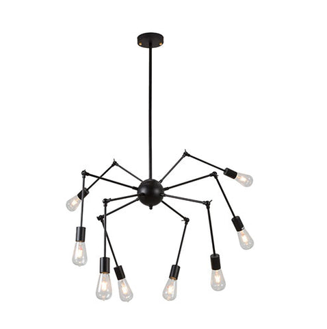 Eurolux 8 Light Pendant Spider