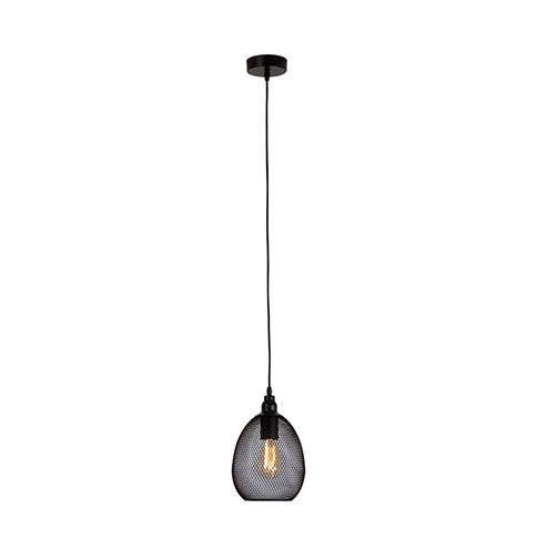 Eurolux Syphen 1 Light Pendant Coupe