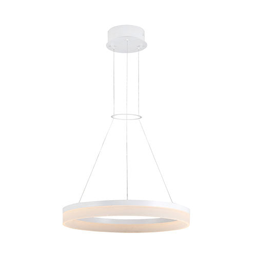 Eurolux Hemisphere LED 1 Light Pendant Circular