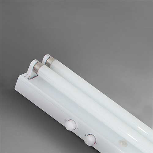Eurolux 2 X 36w Open Channel Fluorescent Fitting Livecopper