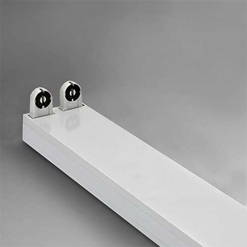 Eurolux 2 X 58W Open Channel Fluorescent Fitting