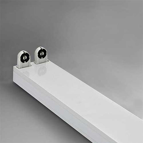 Eurolux 2 x 58W Open Channel Fluorescent Fitting PR41