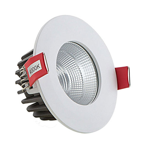 Eurolux LED Recessed Downlight - 12W White