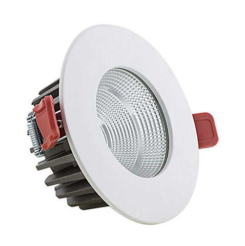 Eurolux LED Recessed Downlight - 20W Ivory White
