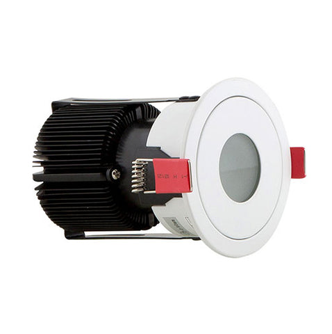 Eurolux LED Recessed Downlight - 12W Ivory White