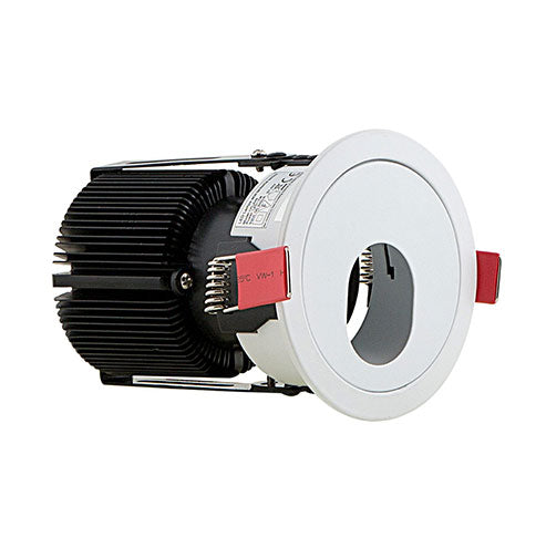 Eurolux LED Recessed Downlight - 12W White 4000K