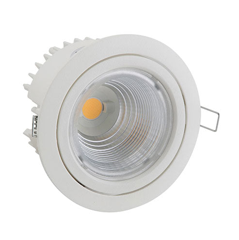 Eurolux Dixit RA11 Oscill LED Downlight 21W 2581lm Natural White