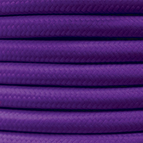 Spazio Canvas Cable Purple 20M