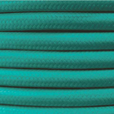 Spazio Canvas Cable Turquoise 20M
