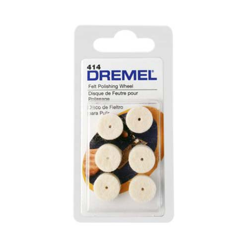 Dremel Polishing Wheel 13mm 414