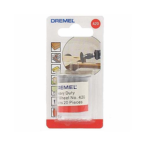 Dremel Heavy Duty Cut Off Wheel 24mm 420