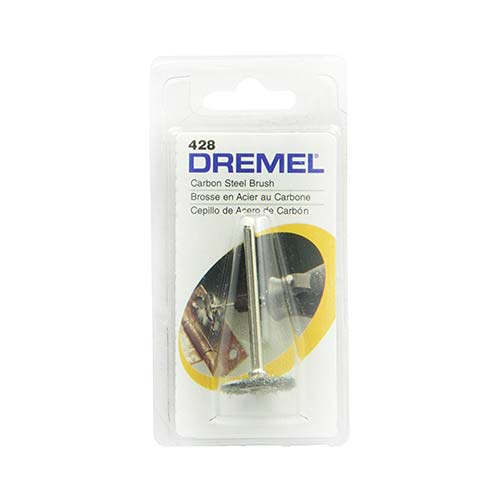 Dremel Carbon Steel Brush 428 19mm