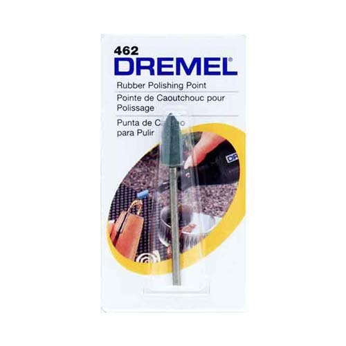 Dremel Rubber Polishing Point 462