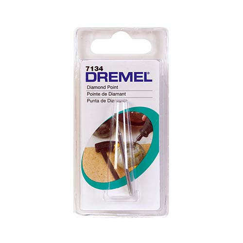 Dremel Diamond Wheel Point 7134 2 0mm