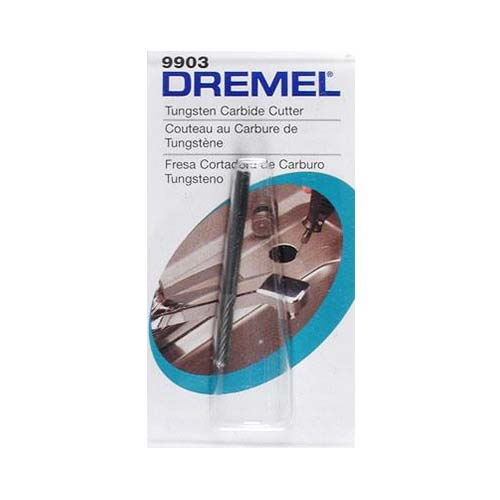 DREMEL® Tungsten Carbide Cutter Pointed Tip (9903) - 3.2mm