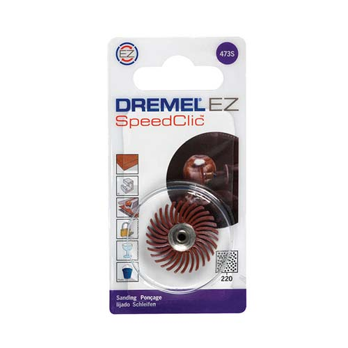 Dremel Ez Speedclic Detail Abrasive Brush 473S
