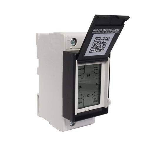 Cbi Touch Screen Electronic Geyser Time Switch Livecopper