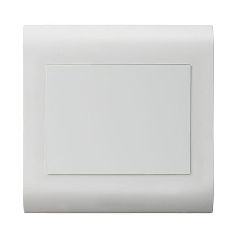 Lesco Pipelli Blank Cover Plate Square