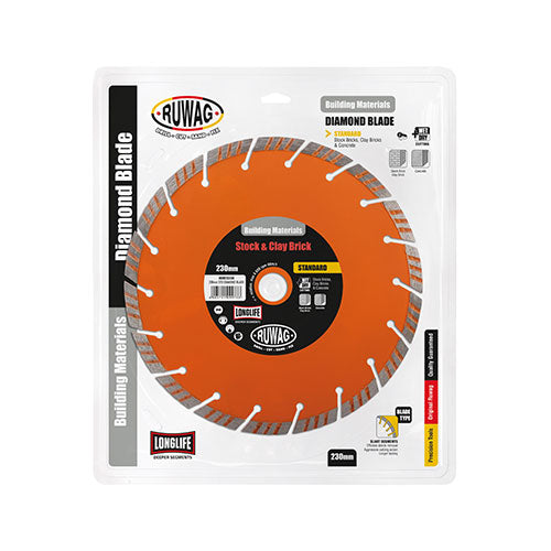 Ruwag Standard Diamond Blade 230mm