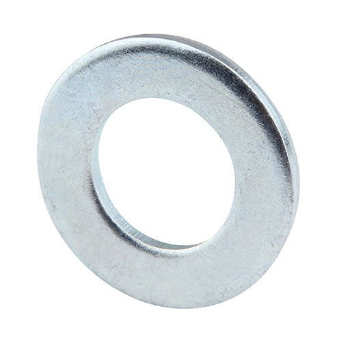 Ruwag Flat Washer 6mm 25 Pack