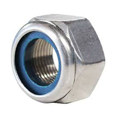 Ruwag Nylock Nuts 8mm 25 Pack