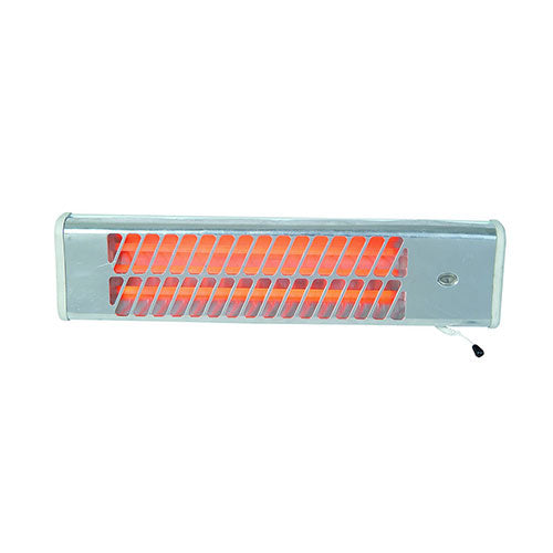 ACDC Wall Mount Halogen Heater