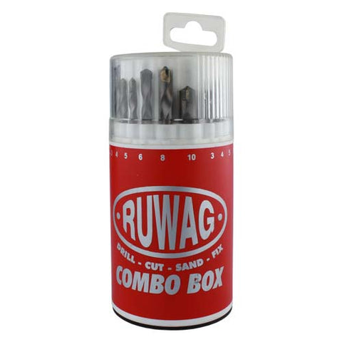 Ruwag 18 Piece Combo Box