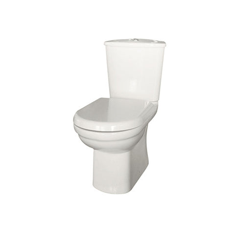 Lecico Roma Close Couple Toilet Suite Dual Flush
