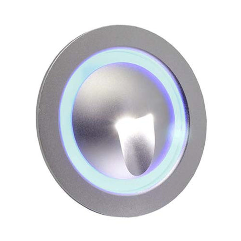 Major Tech Foot Light LED Sandy Silver 1W